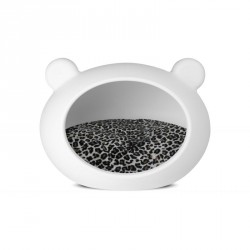 Dog Cave Blanche Taille S