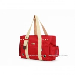 Sac Petcare rouge