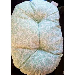 "Coussin ""Ice"" menthe"