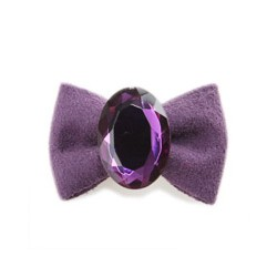 Solitaire Hairpins violet