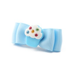 Sweet Cake Hair Pin bleu