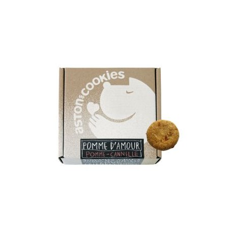 """Biscuit chic """"Pomme d'amour"""""""