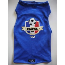 Tee shirt Bulldog France footbal